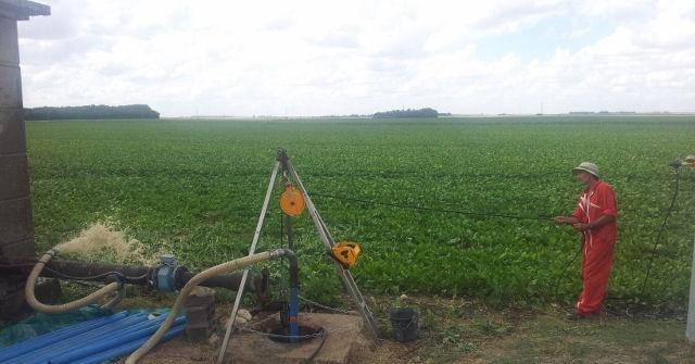 Références eau agricole